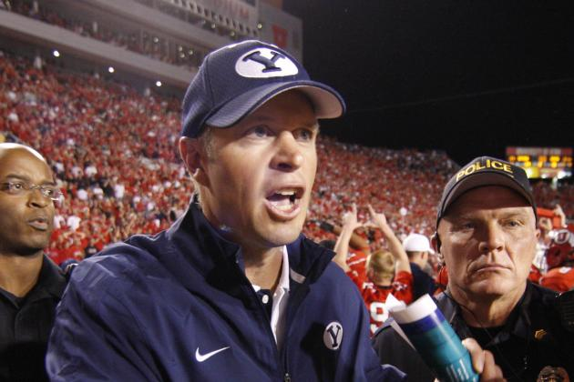 BYU Announces 2013 Football Recruiting Class