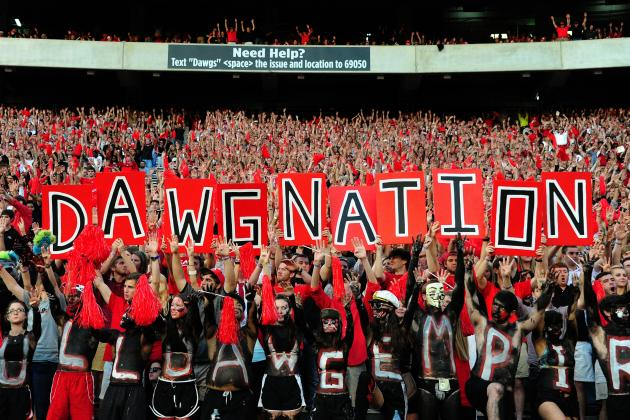 2013 Georgia Football Recruiting: No Need to Worry Without a 5-Star Recruit