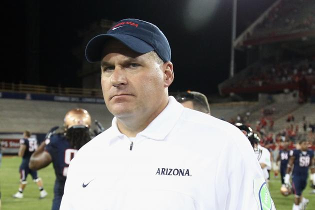 Rich Rodriguez Announces 2013 NLIs