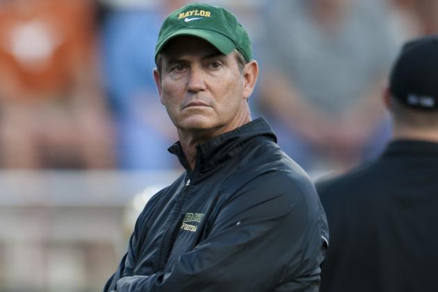 Coach Art Briles Announces 2013 Football Signing Class