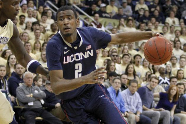 UConn Loses to St. John's 71-65