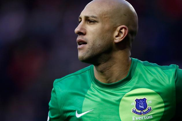Everton Tactics: Why Tim Howard Is the Toffees' Unsung Hero