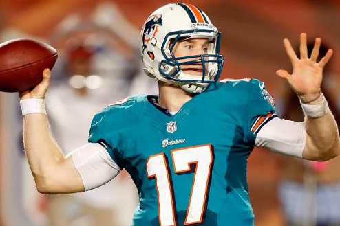 Tannehill Draws Inspiration from Fellow Rookie QBs