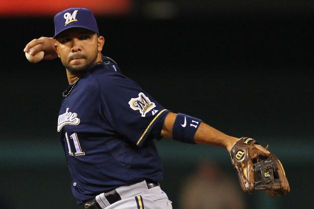 Brewers Finalize Deal with Shortstop Gonzalez