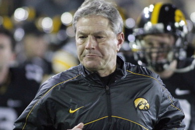 Ferentz Pleased with 2013 Recruiting Class