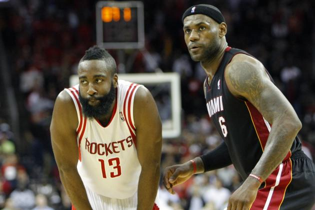 NBA Gamecast: Rockets vs. Heat