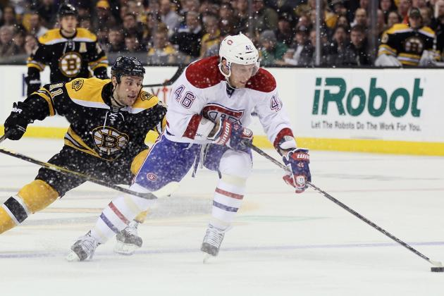 ESPN Gamecast: Boston Bruins vs. Montreal Canadiens