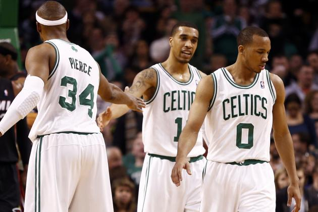 Are the Celtics Really This Good Without Rajon Rondo?