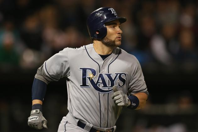 Rays Re-Sign DH Luke Scott