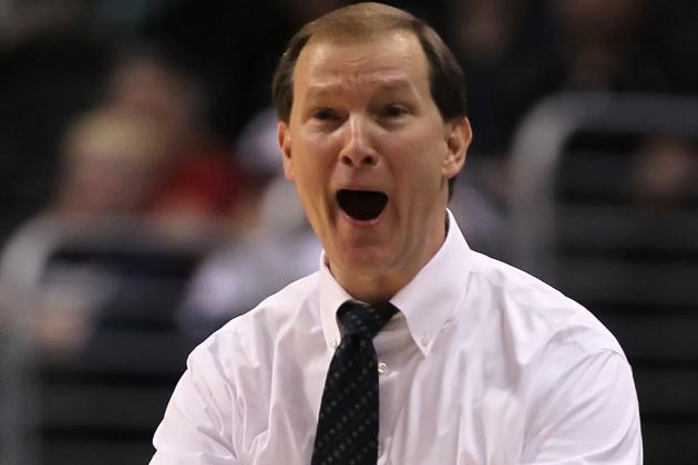 Dana Altman: Ducks' Turnover Problems Have Gotten 'completely out of Control'
