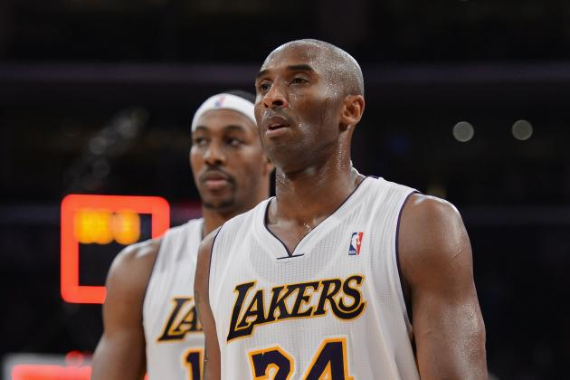 Is Kobe Bryant Questioning Dwight Howard's Toughness?