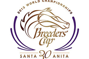 2013 Breeders' Cup Logo Unveiled