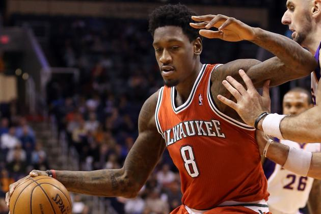 Larry Sanders out Tonight vs. Jazz