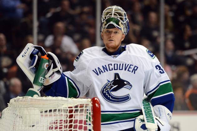 Flip of the 'Coin' Goes to Canucks' Cory Schneider