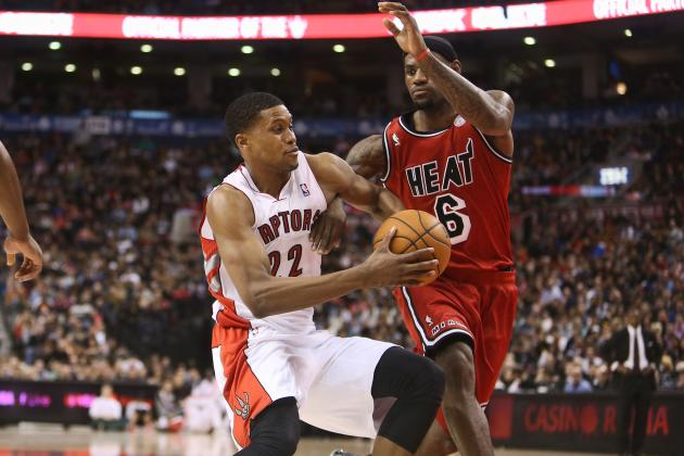 Rudy Gay: Toronto Raptors Are Perfect Fit for Explosive Wingman