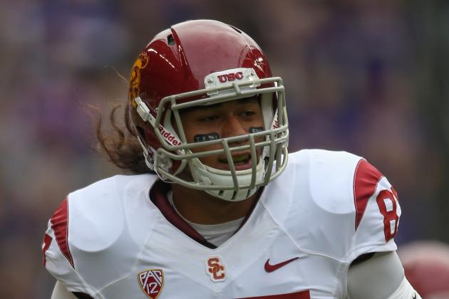 USC Tight End Junior Pomee Faces Felony Charges in Theft