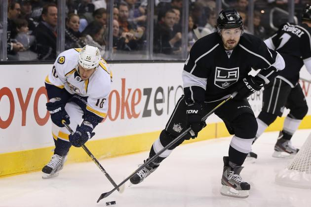 Nashville Predators Return Home to Face the Los Angeles Kings