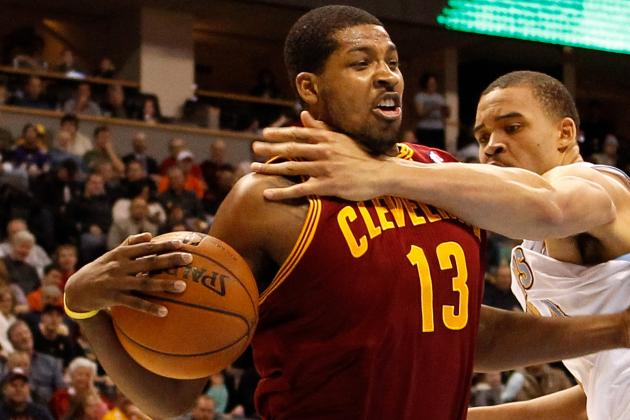 Tristan Thompson Wants to Earn His Keep at the Charity Stripe