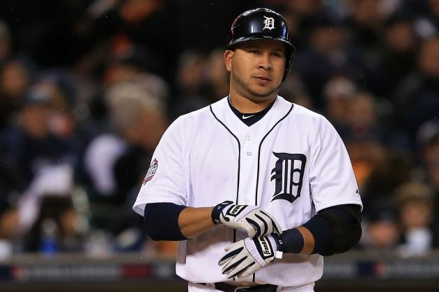 Report: Detroit Tigers' Jhonny Peralta Is Linked to PED Scandal