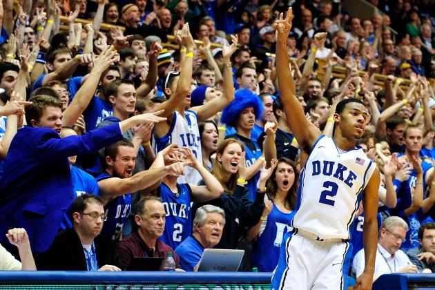 Duke Basketball: Quinn Cook Is Nation's Most Underappreciated Star