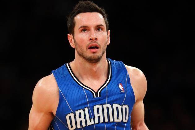 MRI on Redick's Sore Shoulder Shows No Structural Damage