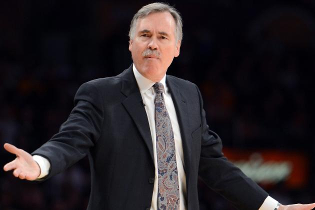 D'Antoni: I Don't Have a System