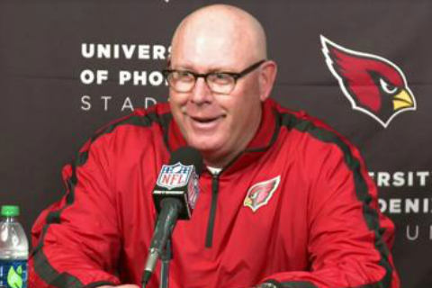 Bruce Arians Impressed with Offensive Coordinator Harold Goodwin