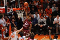 EKU's Marcus Lewis Is at It Again, Slams Home Windmill Dunk