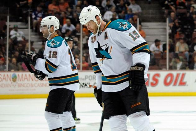 Reality Check: Are the San Jose Sharks Falling Back to Earth?
