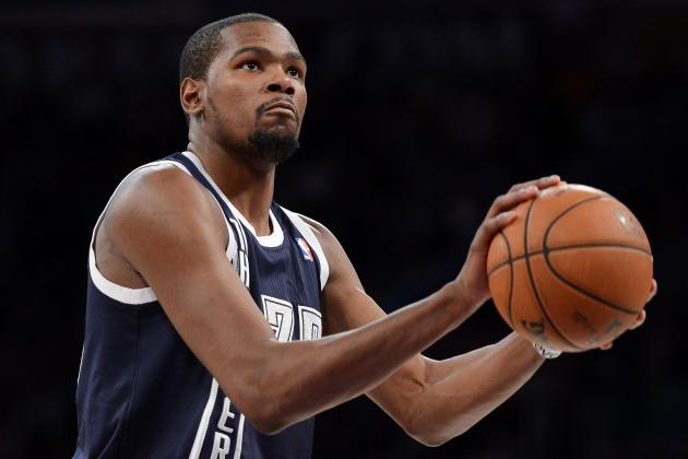 The Time Needs to Be Now for Kevin Durant and the Oklahoma City Thunder