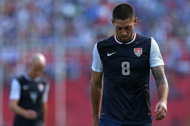 USMNT Player Ratings Against Honduras