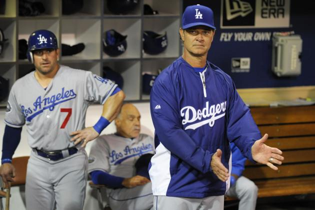 Examining the Most Difficult Stretches in the Los Angeles Dodgers' 2013 Schedule