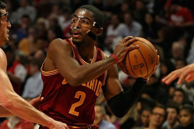 Kyrie Irving, Byron Scott Won't Be Upset If Irving Misses out on All-Star Start