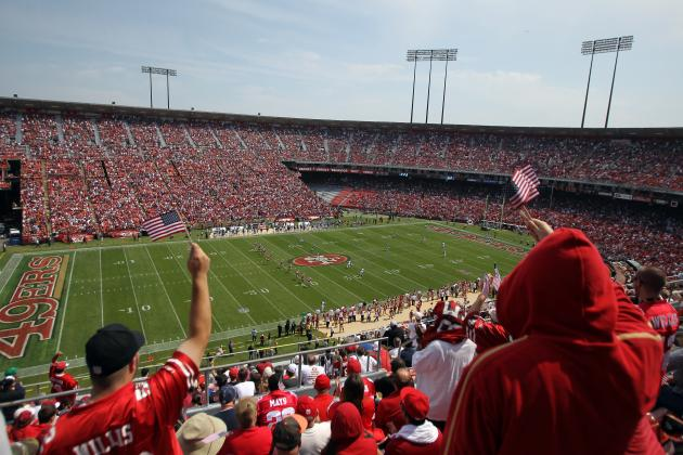 Candlestick Park to Be Demolished After 49ers' 2013 Season