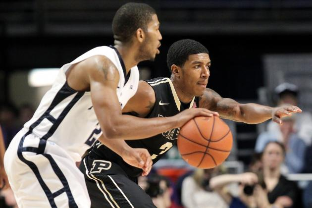 Purdue Look to Build from Penn St Win