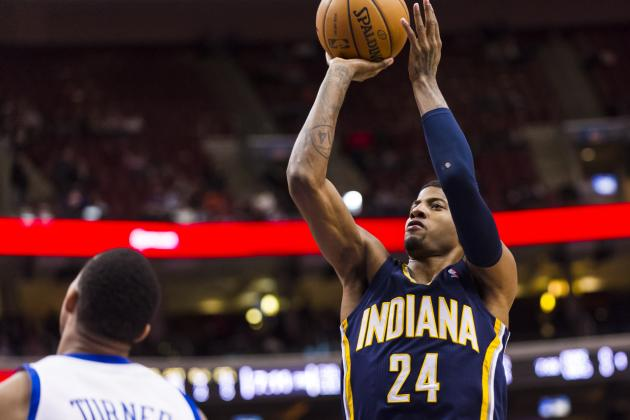3-Game Sweep Is Especially Sweet for Pacers