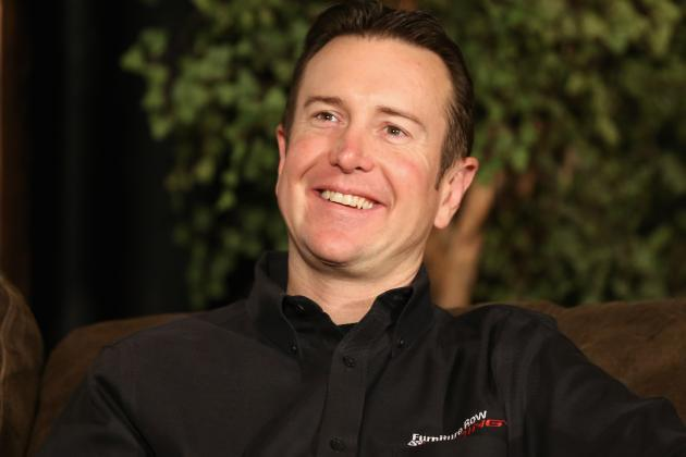 Kurt Busch Makes Forbes List of Most Disliked Athletes