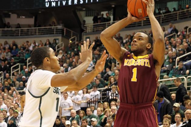 Michigan State Spartans Hobble Away with Win over Minnesota Gophers