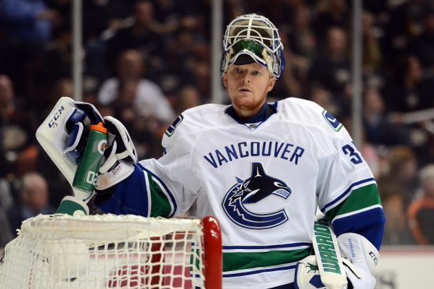 NHL Trade Rumors: Anger Mounting over Canucks Confusing Goalie Situation