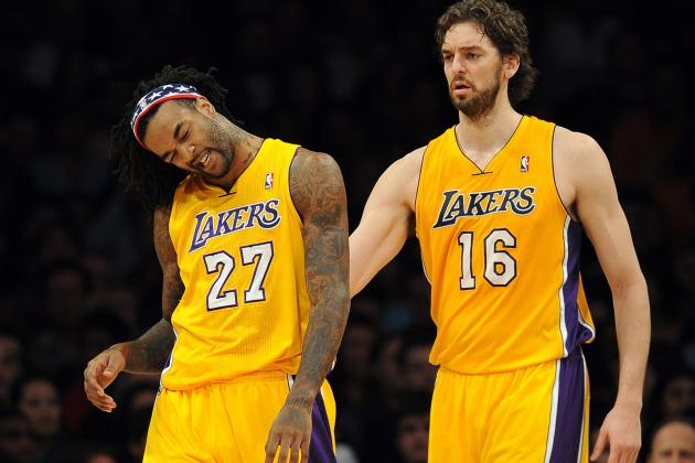 Lakers Rumors: Why LA Must Reconsider Using Disabled Player Exception