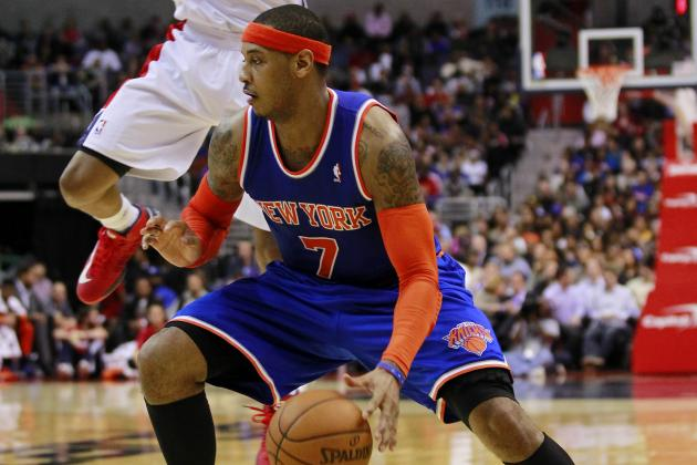 Knicks' 5-Game Win Streak Snapped in Loss to Wizards