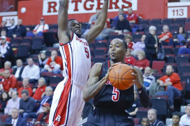 Louisville Win 7th Straight in Rutgers Rout