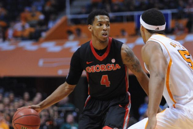 Georgia delivers a punch in gut to Vols, 68-62