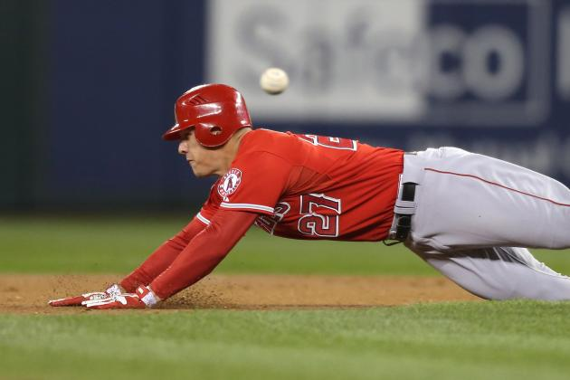 Mike Trout and the 2013 Los Angeles Angels: How Much Will They Improve?
