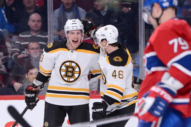 Bruins 2, Canadiens 1