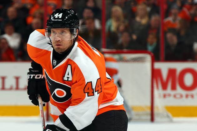 Timonen, Flyers Near Pact
