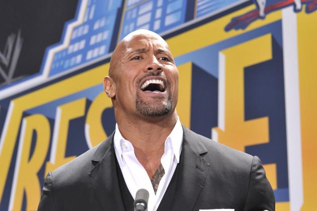 News on Plans for The Rock and Brock Lesnar at SummerSlam