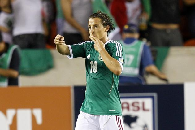 Mexico vs. Jamaica: Scores, Grades and Post-Match Reaction