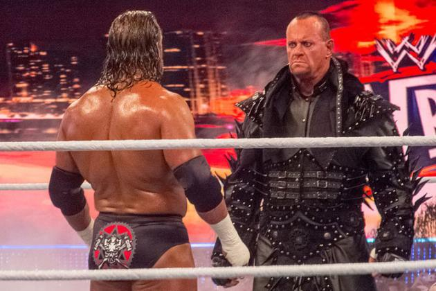 WrestleMania 29: The Time Has Come for Undertaker's Streak to End