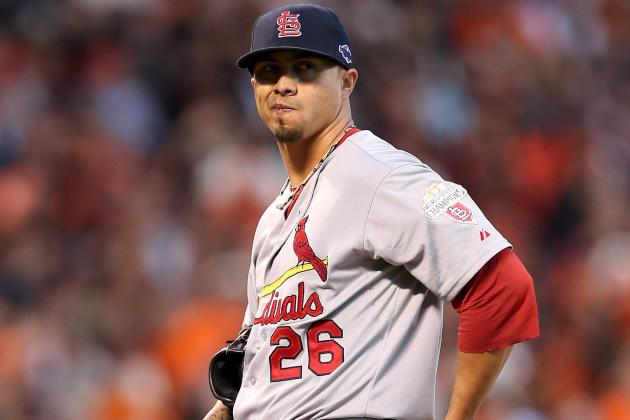 Don't Count on Red Sox Getting in Hunt for Kyle Lohse